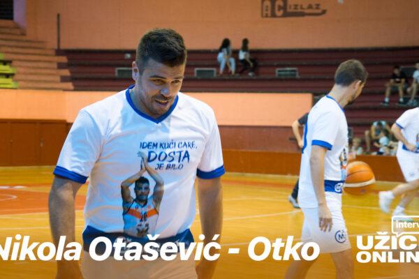 Nikola Otašević – Otko nakon oproštajne utakmice