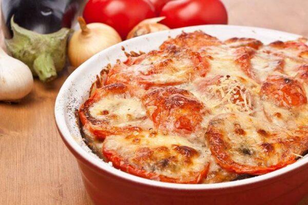 Musaka sa paradajzom/RECEPT