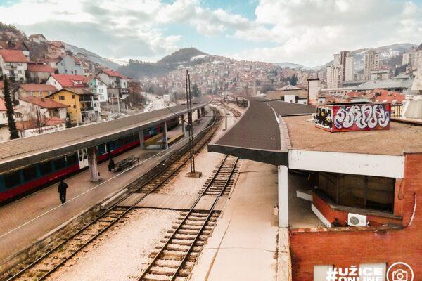 Rekonstrukcija pruge Beograd – Bar