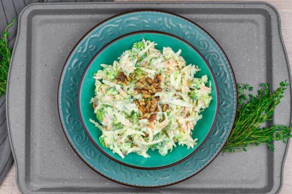 Kremasta salata za hladne dane
