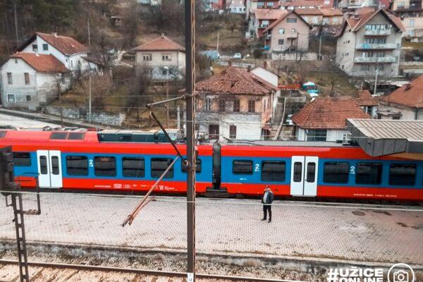 Srbija na dnu lestvice po brzini vozova u Evropi